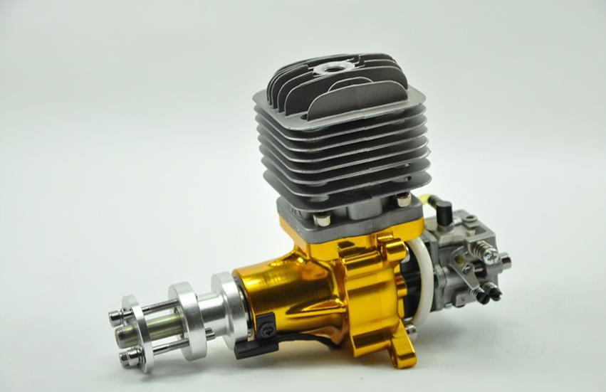 DLA 32cc 2 Stroke Gasoline Engine Gold