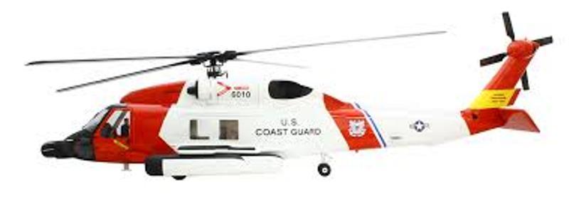 Roban UH-60 Coastguard 700 size Body+Mechanics